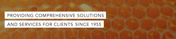 Providing Comprehensice Solutions And Services For Clients Since 1955