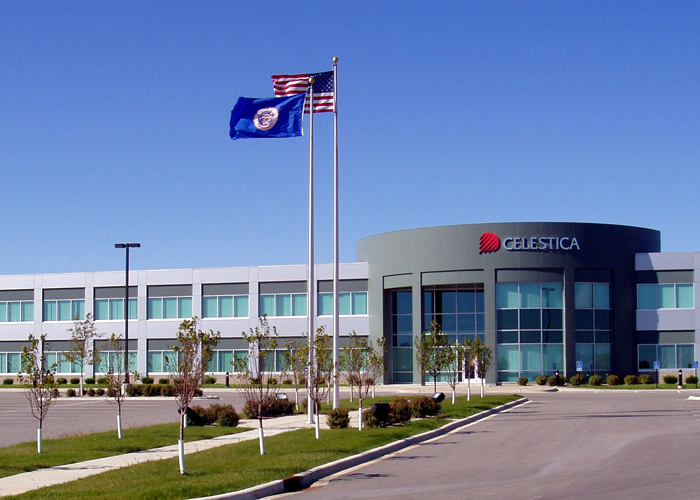 celestica office and manufacturing facility
