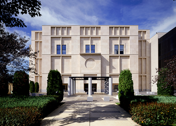 Minneapolis institute of arts west gallery for Rsp architects